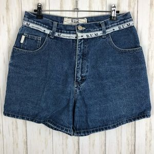 Vintage Bum Equipment Super High Rise Shorts